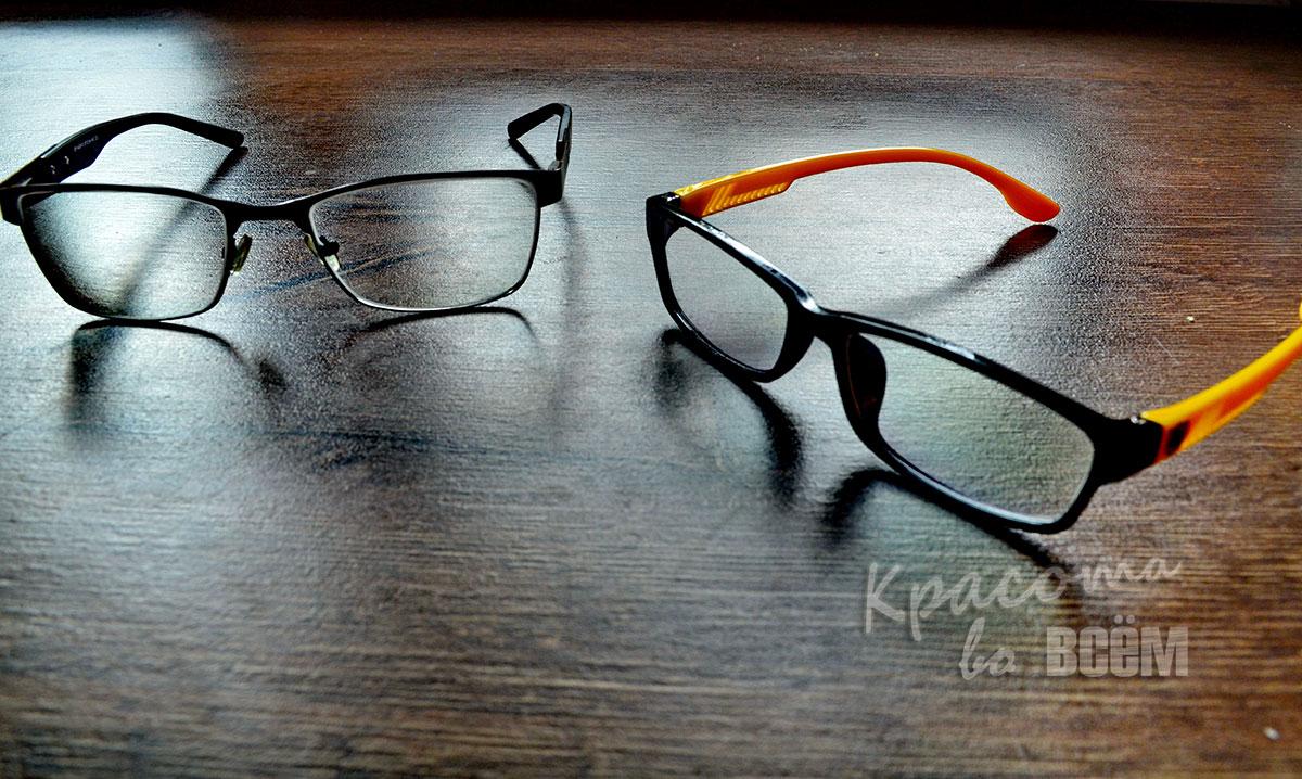Современные брендовые очки