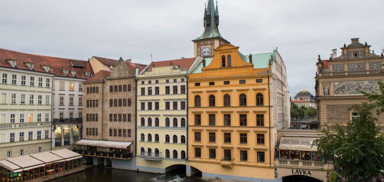 Загадочная Прага. Путешествие в сердце Чехии.