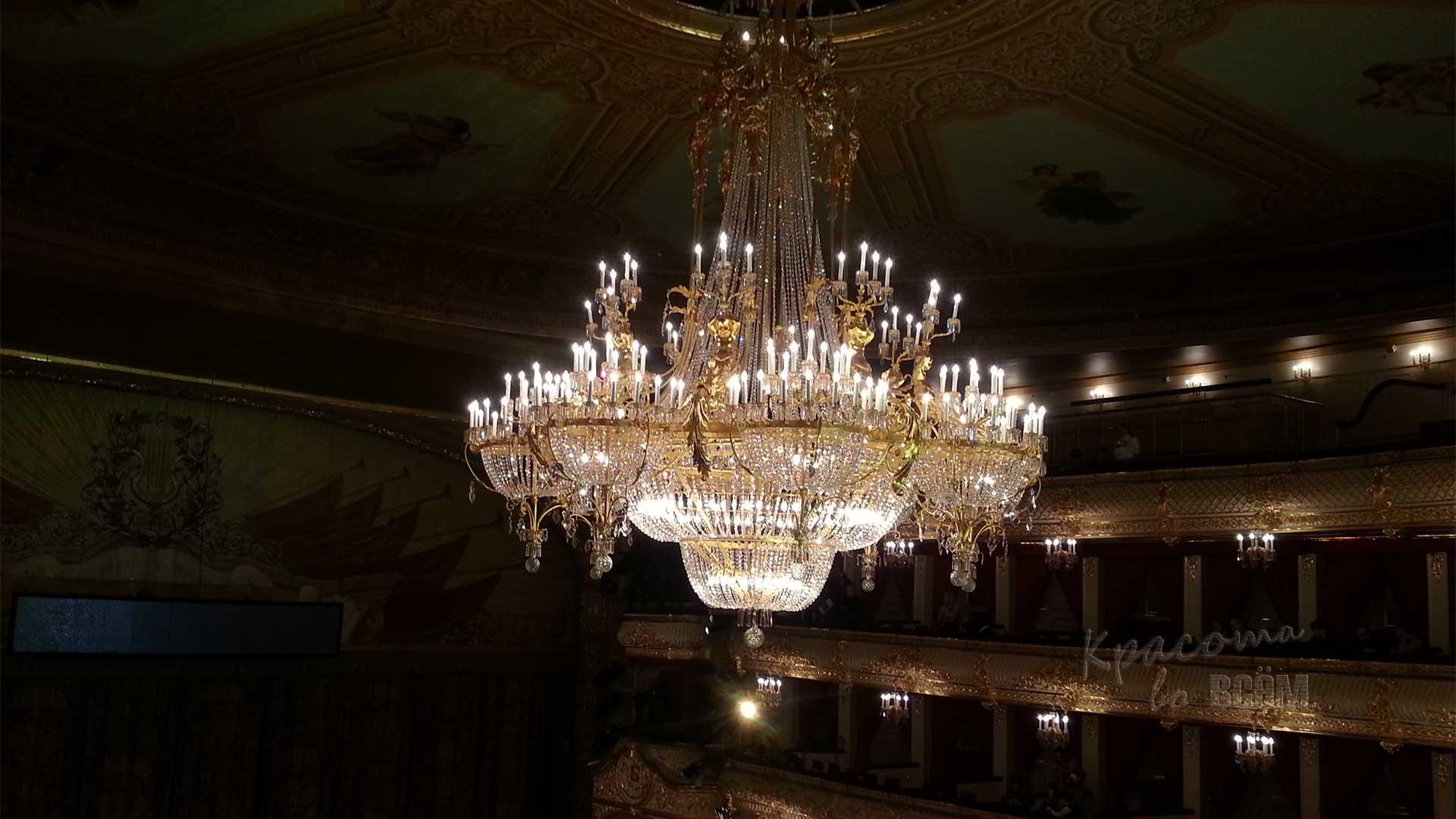 Театр, балкон, Большой театр, этикет http://krasotavovsem.ru/
